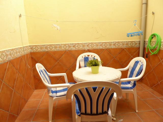 Piso en alquiler con 45 m2, 1 dormitorios  en Centro (Málaga)