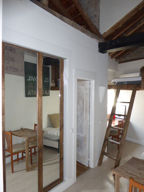 Estudio en alquiler con 25 m2,  en Centro (Málaga)  - Foto 1