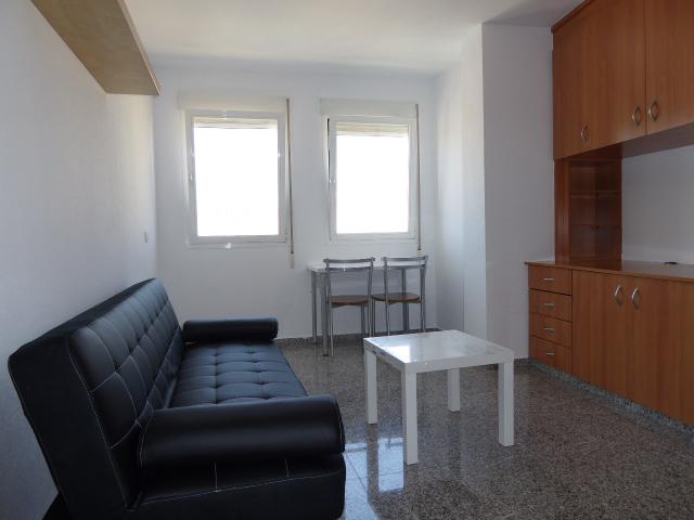 Piso en alquiler con 45 m2, 1 dormitorios  en Bailén - Miraflores (Mál