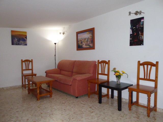 Piso en alquiler con 50 m2, 1 dormitorios  en Centro (Málaga)
