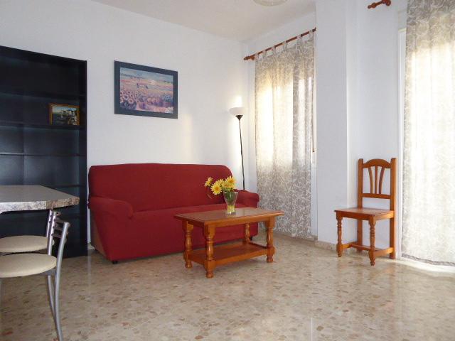 Piso en alquiler con 50 m2, 1 dormitorios  en Centro (Málaga)  - Foto 1