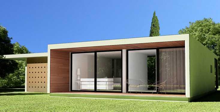 Venta de casa en ibiza viviendas modulares de dise o en - Viviendas modulares diseno ...